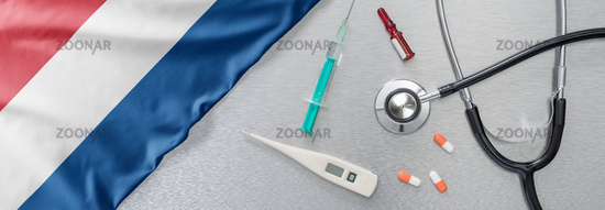 Medical products and equipment - Netherlands