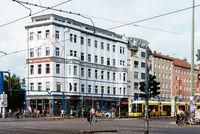 Rosenthaler Platz in Scheunenviertel with, Circus Hostel in Berlin