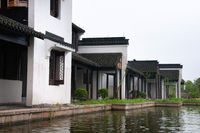 The water town in China