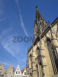 Münster - Kirche St. Lamberti, Deutschland