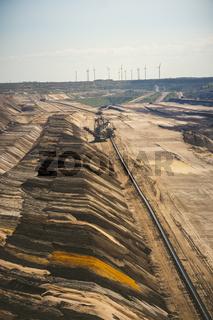 Tagebau Grube