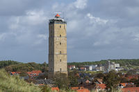 Lighthouse the Brandaris on Terschelling