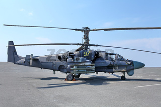 helicopter Ka-52 Alligator