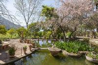 Son Marroig- Garten, Mallorca