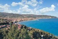 Diano Marina,Italienische Riviera,Ligurien,Italien