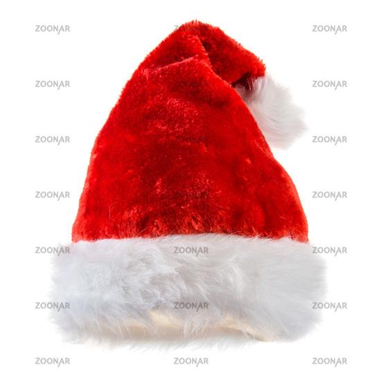 Santa claus red hat.