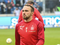 deutscher Fussballer Fabio Viteritti von FSV Zwickau DFB 3.Liga Saison 2019-20