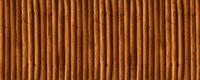 Asian bamboo mat texture banner