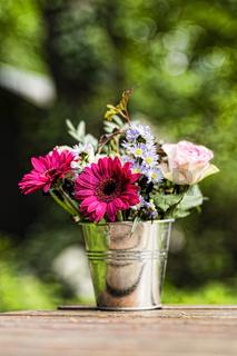 Blumenstrauss, bouquet of flowers