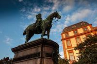 Darmstadt Reiterdenkmal
