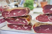 Schinken - Bauernmarkt Mallorca