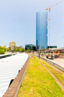 Argentina Cordoba new business center towers Capitalinas building site