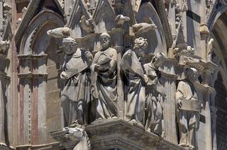 Dom von Siena - Cattedrale di Santa Maria Assunta - Siena Cathedral - Duomo di Siena
