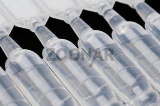 Kunststoff-Amupllen