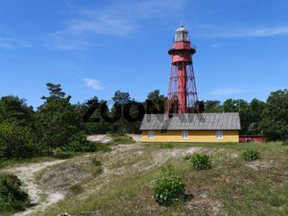 Leuchtturm Sandhammaren in Schweden