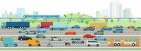 Autos-Autobahn.eps