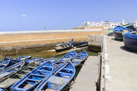 Stadtansicht von Essaouira