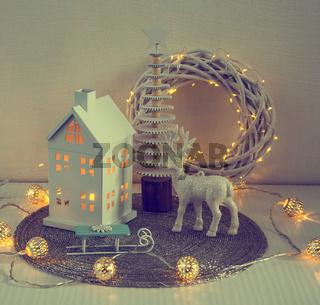 creative Christmas compositions