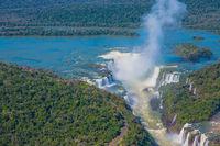 Iguac Waterfalls