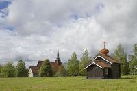 Kapelle St. Olav in Stiklestad