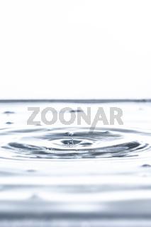 water drop background