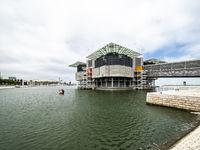 Lisbon Oceanarium, Ozeaneum, Nations Park, Portugal, jul 2017