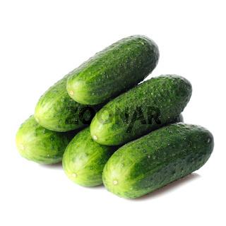 cucumbers pyramid