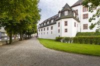 Schloss berleburg, Park Bad Berleburg
