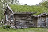 Scheune in Norwegen
