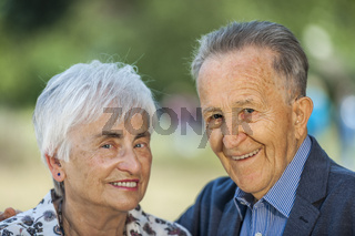 Nice couple of pensioners