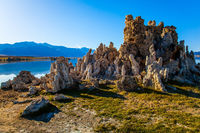 The lime-tuff towers Tufa