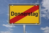 Donnerstag | Donnerstag (Thursday)
