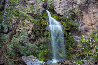 Waterfall in Chile