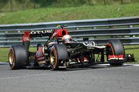 Romain Grosjean, Lotus Renault F1