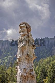 Holzsägekunst Schwarzwald