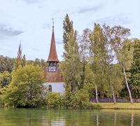 St. Magdalena Rheinau, Kanton Zürich, Schweiz