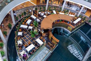 Restaurant at Marina Bay Sands Shopping Centre