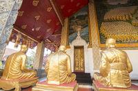 THAILAND LAMPHUN WAT MAHAWAN
