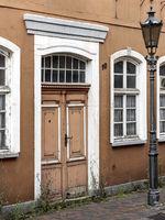 Altstadt Rinteln, Bäckerstraße