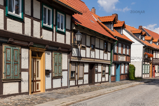 bunte Stadt am Harz Wernigerode