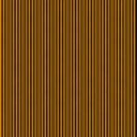 Zigzag orange and black