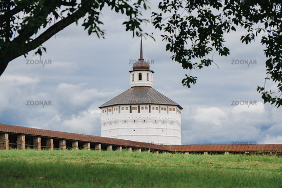 Kirillo-Belozersky monastery. Monastery of the Russian Orthodox Church