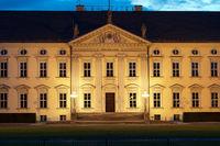 Schloss Bellevue 002. Berlin