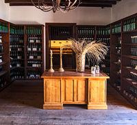 Weinmanufaktur auf Lanzarote
