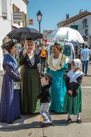 The gypsies feast of St. Sara