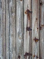 Vertikale Holzbretter als Hintergrund nutzbar