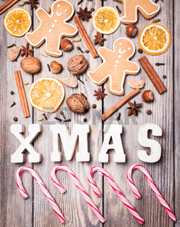 Christmas sweeties