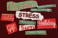 Christmas and Holidays Stress