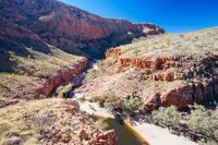 Ormiston Gorge in Northern Territory Australia