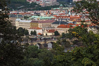 view of Prague, Prague, Czech Republic